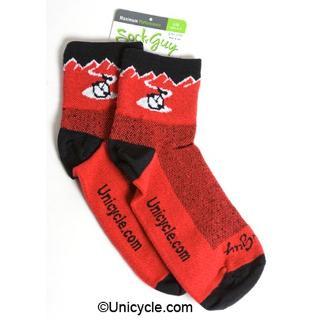 UDC Logo Socks - Large/XLarge
