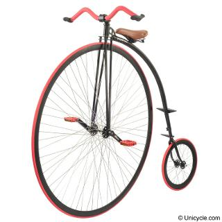 Penny Farthing 50